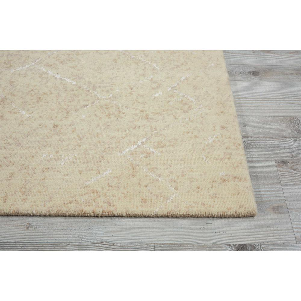 Nourison Silk Elements Natural Area Rug. Picture 3