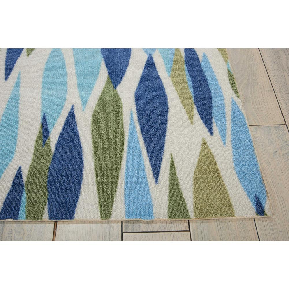 "Sun N Shade Area Rug, Seaglass, 2'3"" x 3'9"". Picture 4"