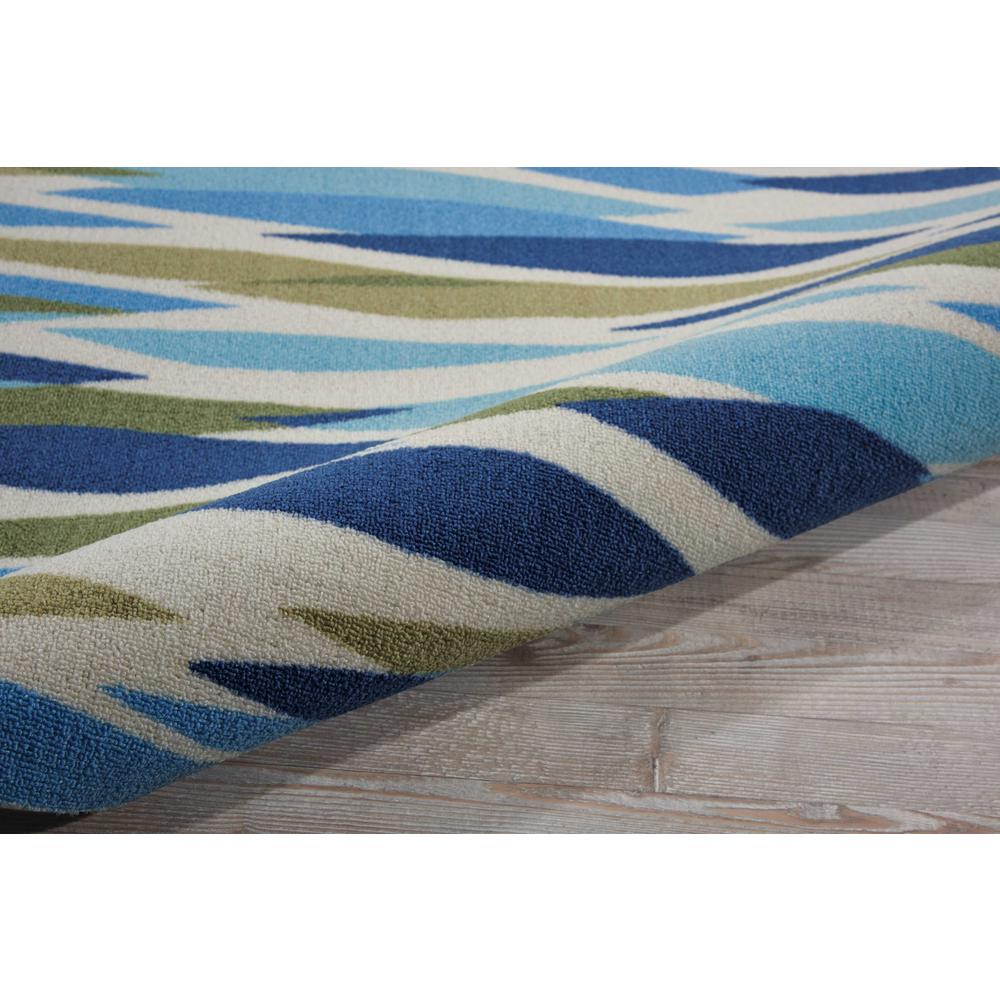 "Sun N Shade Area Rug, Seaglass, 2'3"" x 3'9"". Picture 6"