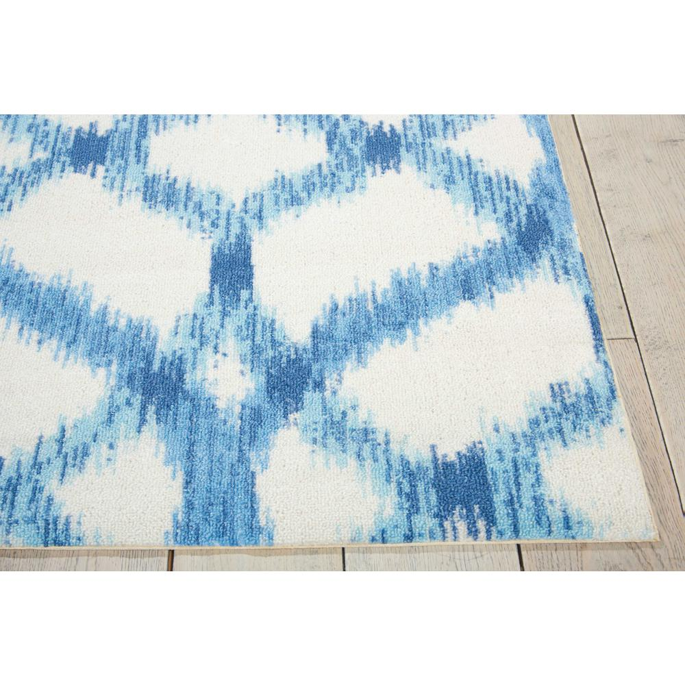 "Sun N Shade Area Rug, Aegean, 8'6"" x SQUARE. Picture 5"