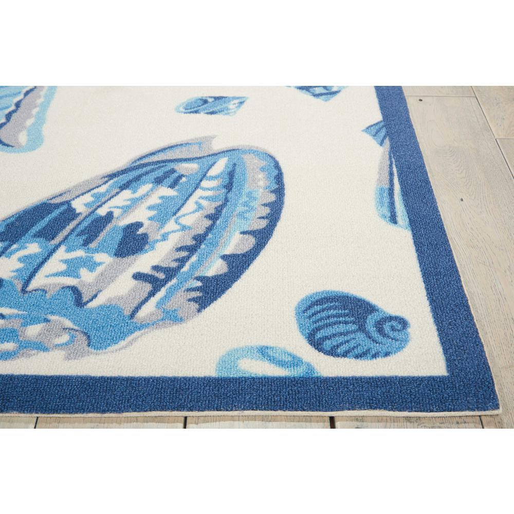 """Sun N Shade Area Rug, Ivory, 5'3"""" x 7'5"""". Picture 5"""