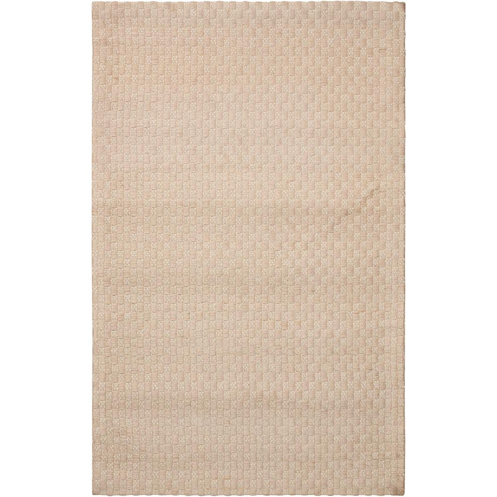 Nourison Sojourn Champagne Area Rug. Picture 1