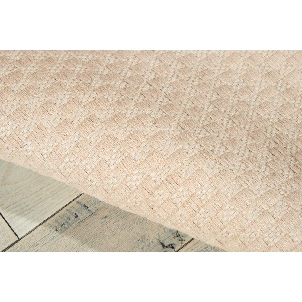 Nourison Sojourn Champagne Area Rug. Picture 5