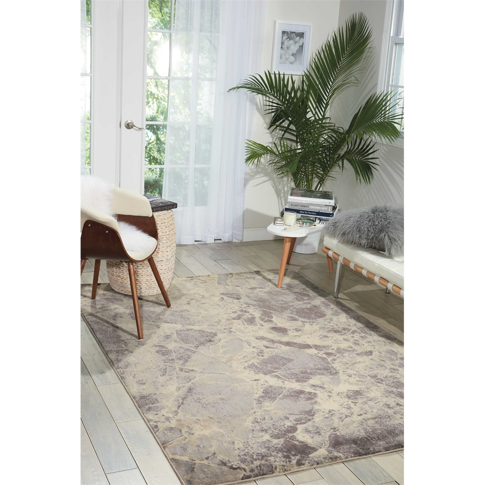 Nourison Somerset Grey Area Rug. Picture 6
