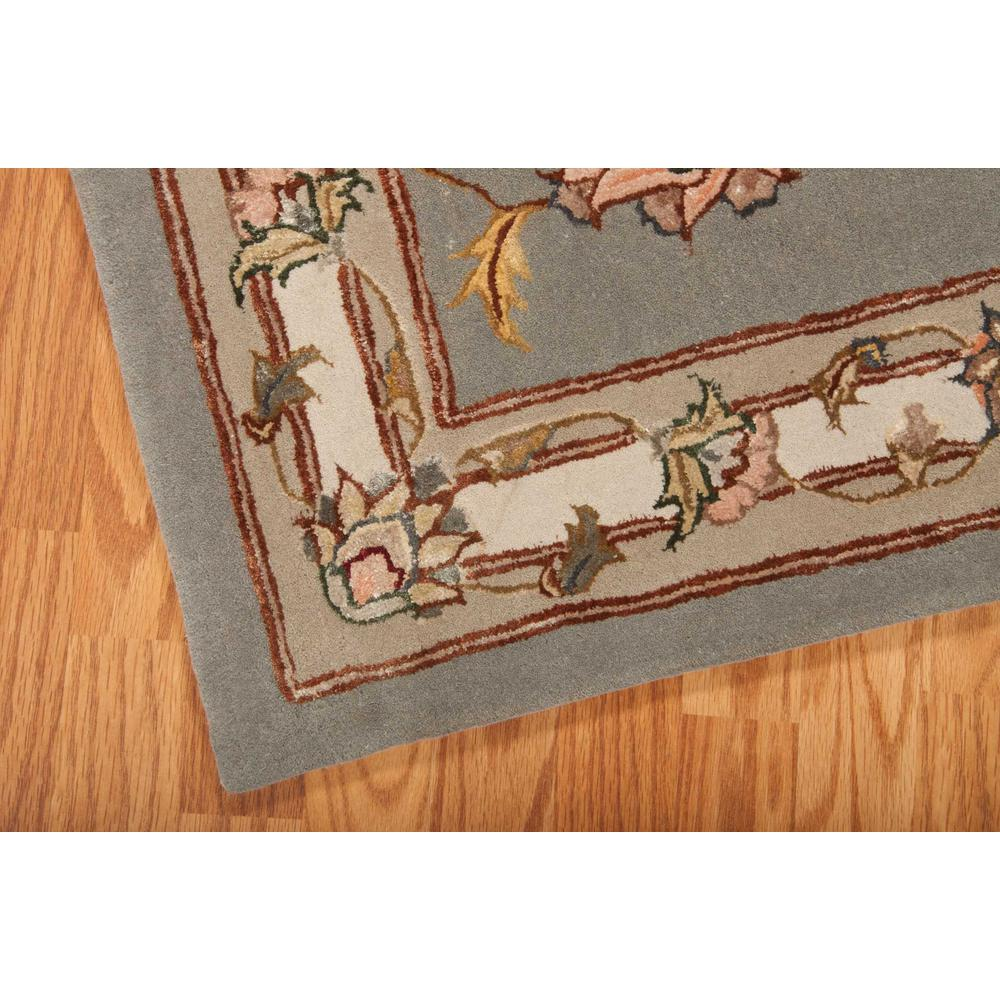 Serenade Area Rug, Slate, 10' x 13'. Picture 2