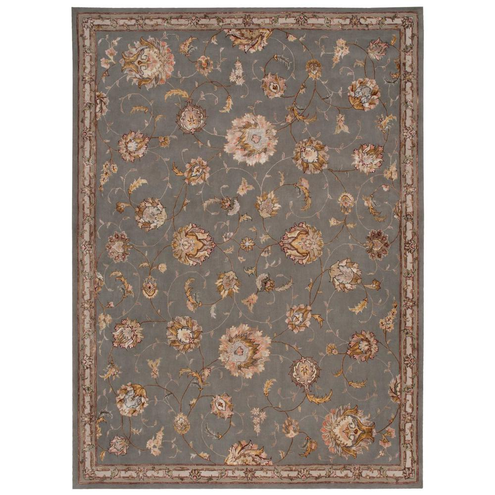 Serenade Area Rug, Slate, 10' x 13'. Picture 1