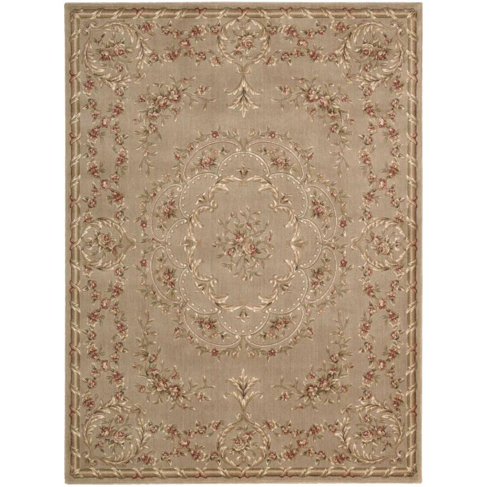 Nourison Somerset Mocha Area Rug. The main picture.