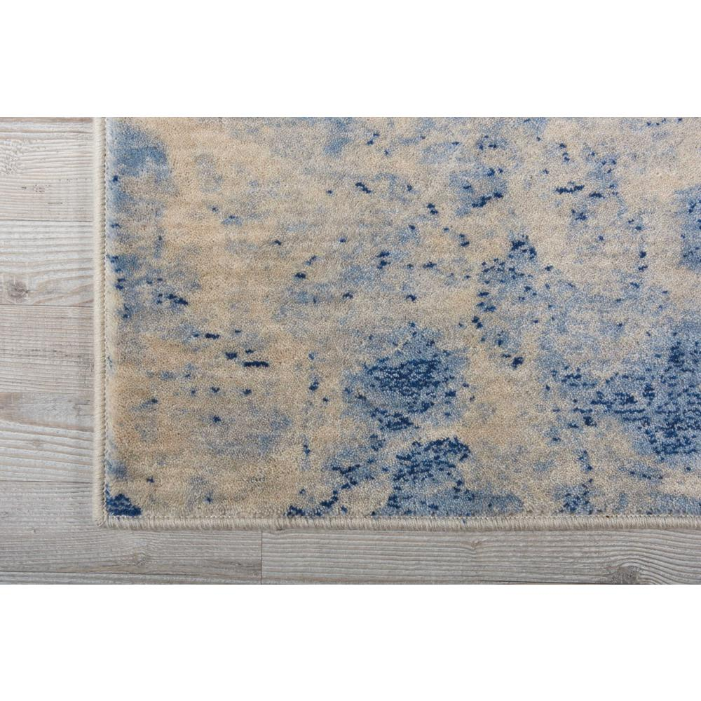 Nourison Somerset Blue Area Rug. Picture 4