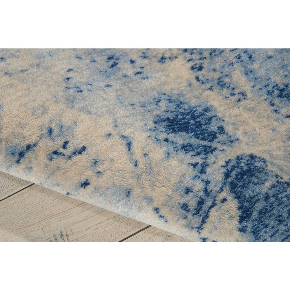 Nourison Somerset Blue Area Rug. Picture 6