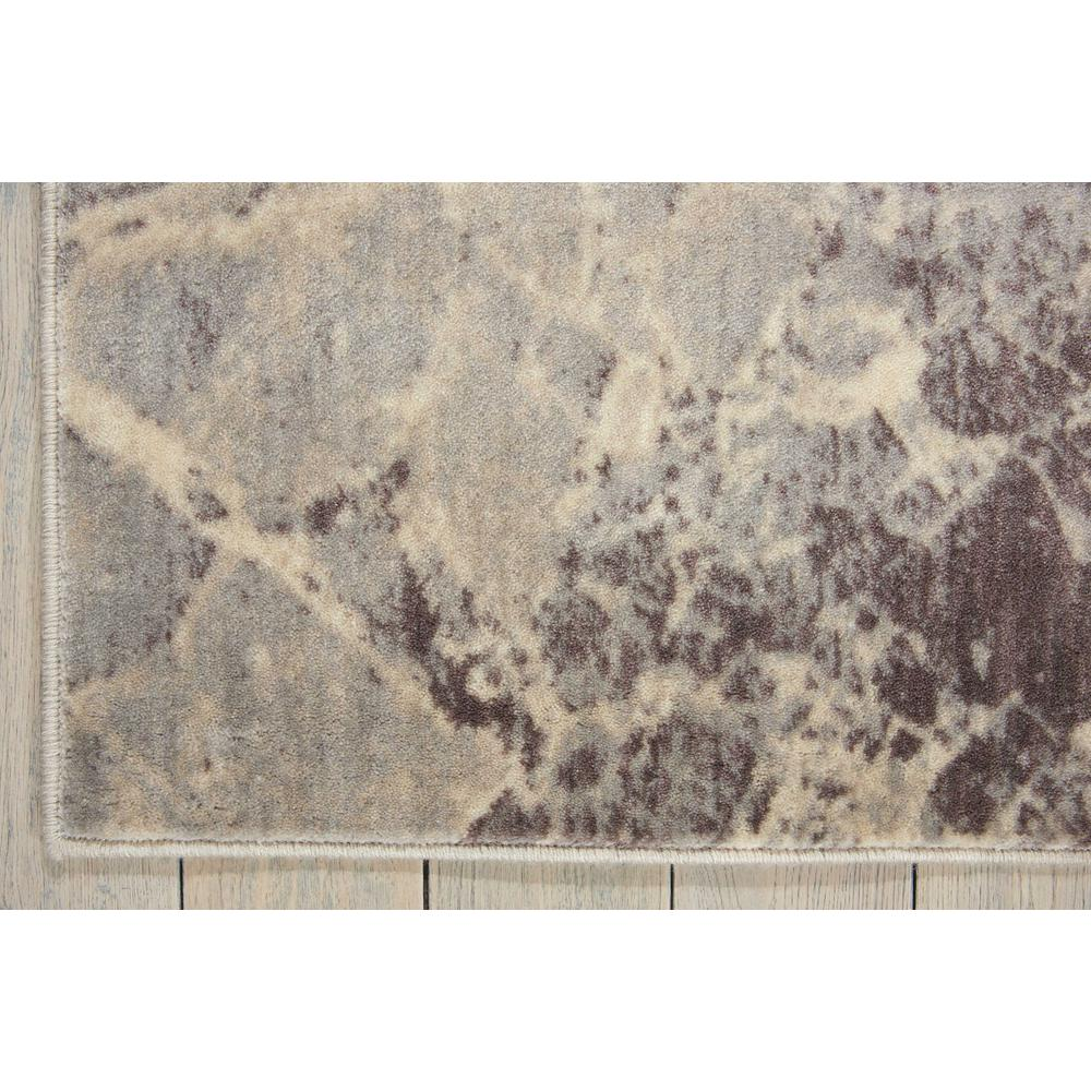 Nourison Somerset Grey Area Rug. Picture 4