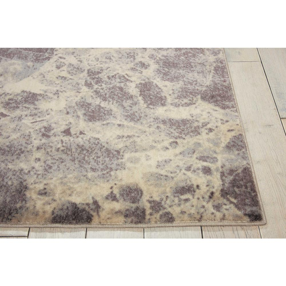 Nourison Somerset Grey Area Rug. Picture 5