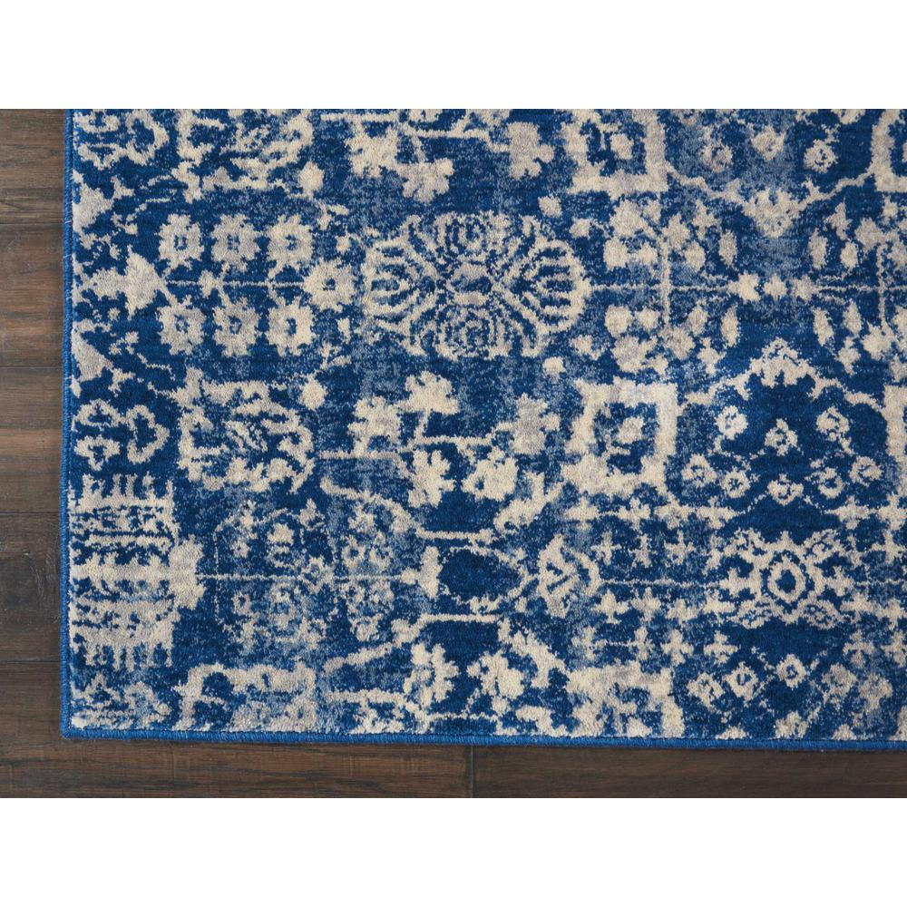 Nourison Somerset Navy Area Rug. Picture 4