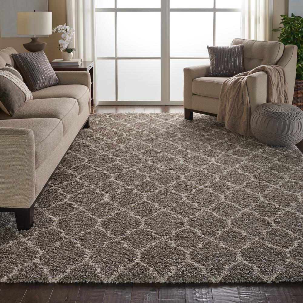 """Amore Area Rug, Stone, 7'10"""" x 10'10"""". Picture 4"""