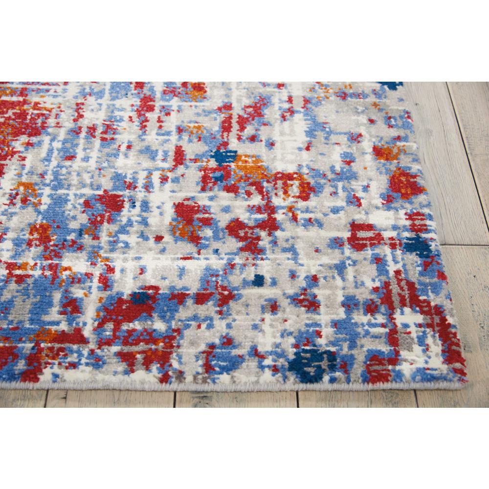 Twilight Area Rug, Red/Blue, 12' x 15'. Picture 3