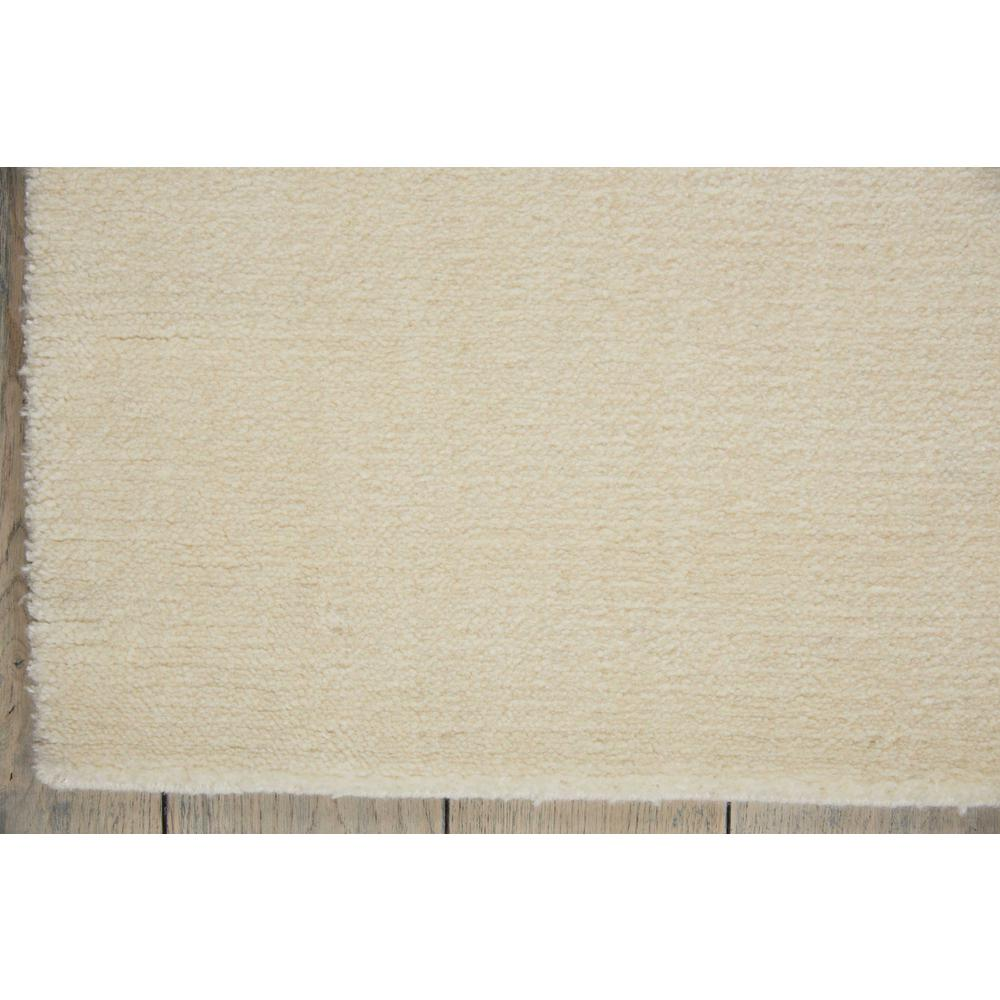 """Twilight Area Rug, Ivory/Blue, 5'6"""" x 8'. Picture 4"""