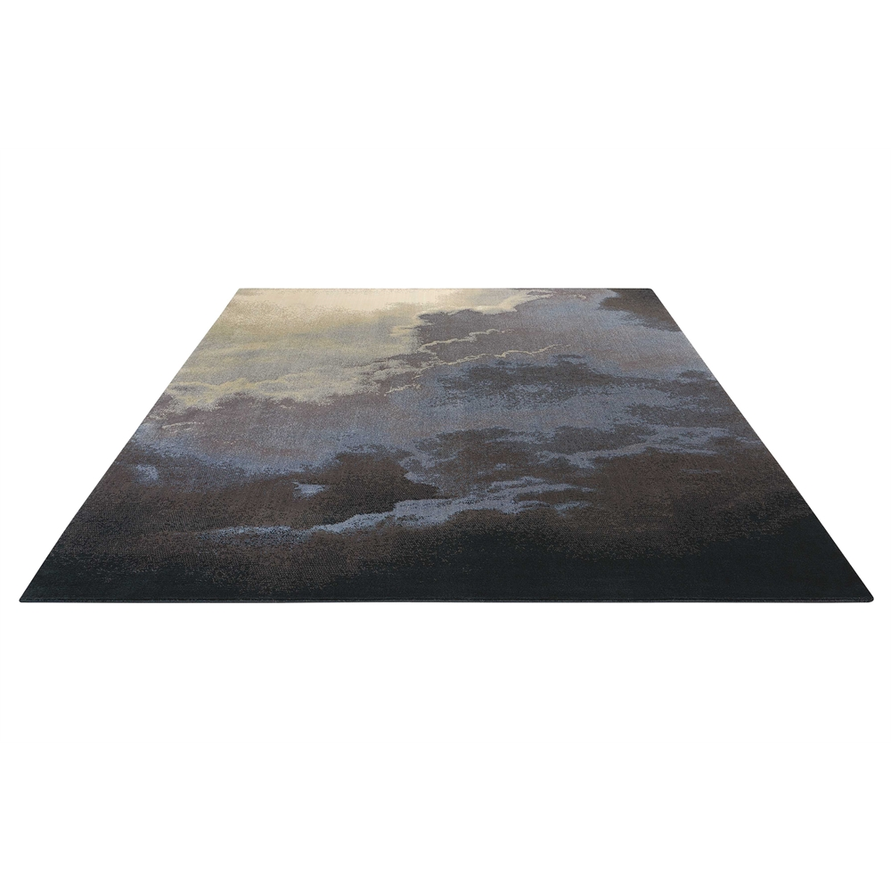 "Twilight Area Rug, Storm, 7'9"" x 9'9"". Picture 7"