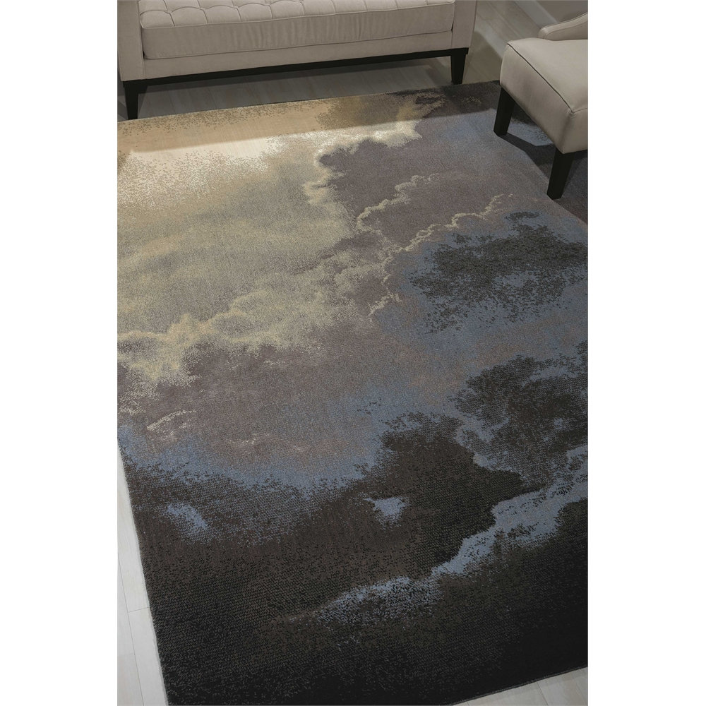 "Twilight Area Rug, Storm, 7'9"" x 9'9"". Picture 9"