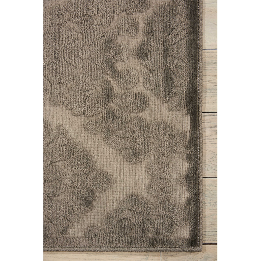 Ultima Silver Grey Area Rug. Picture 2