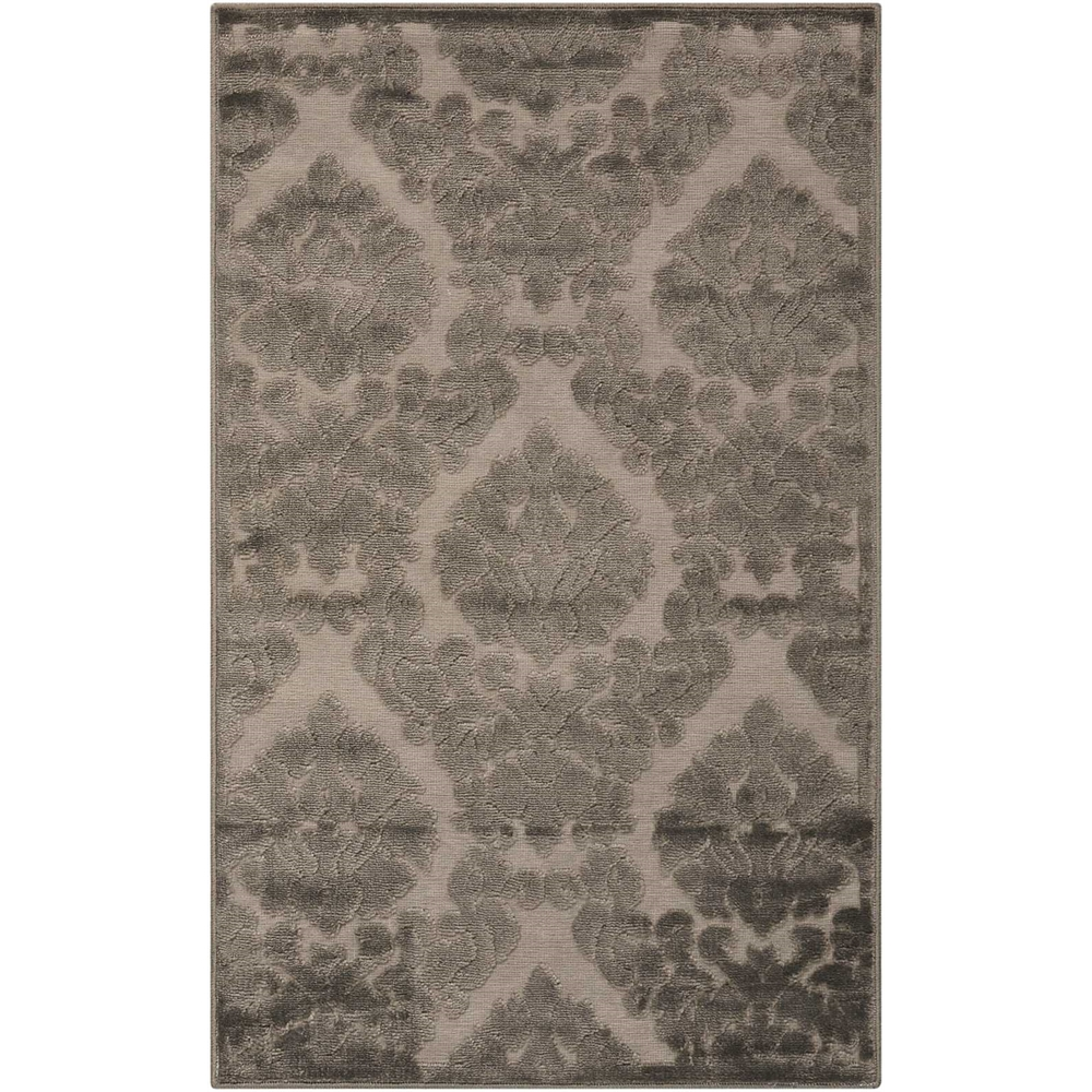 Ultima Silver Grey Area Rug. Picture 1