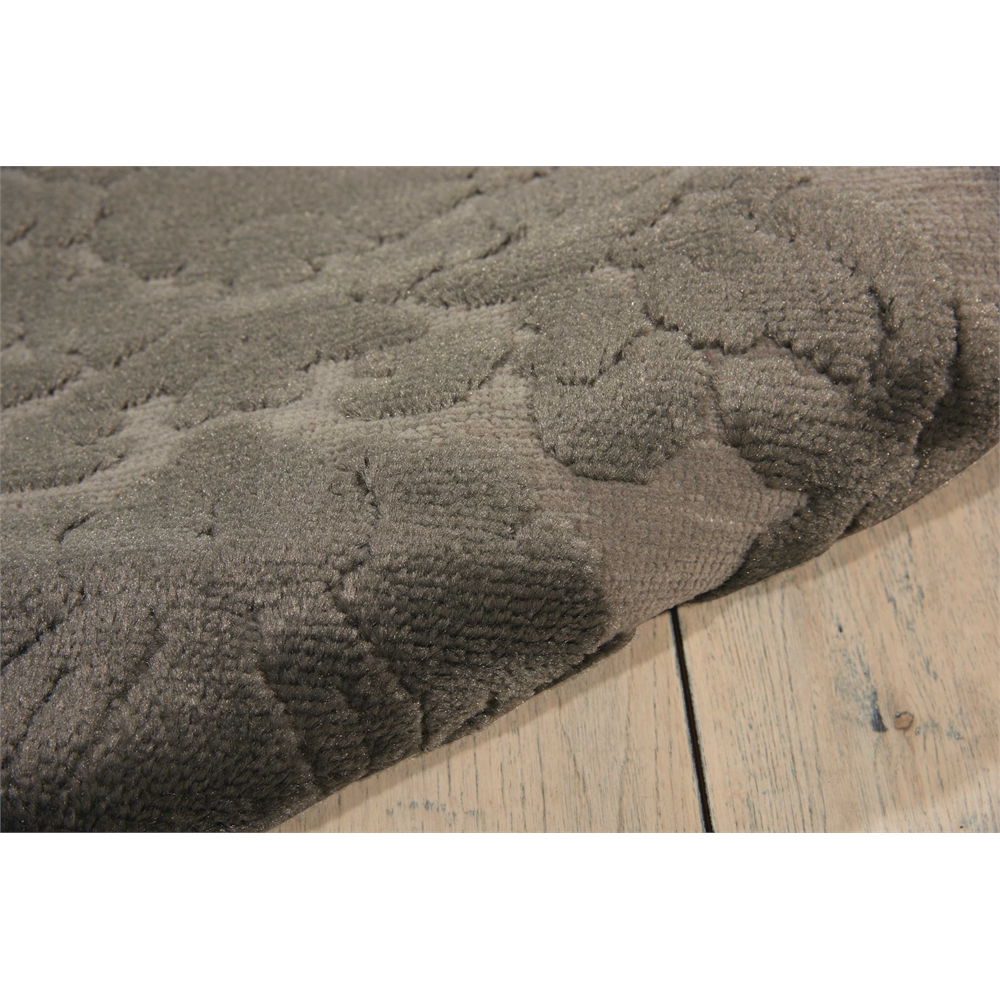 Ultima Silver Grey Area Rug. Picture 7