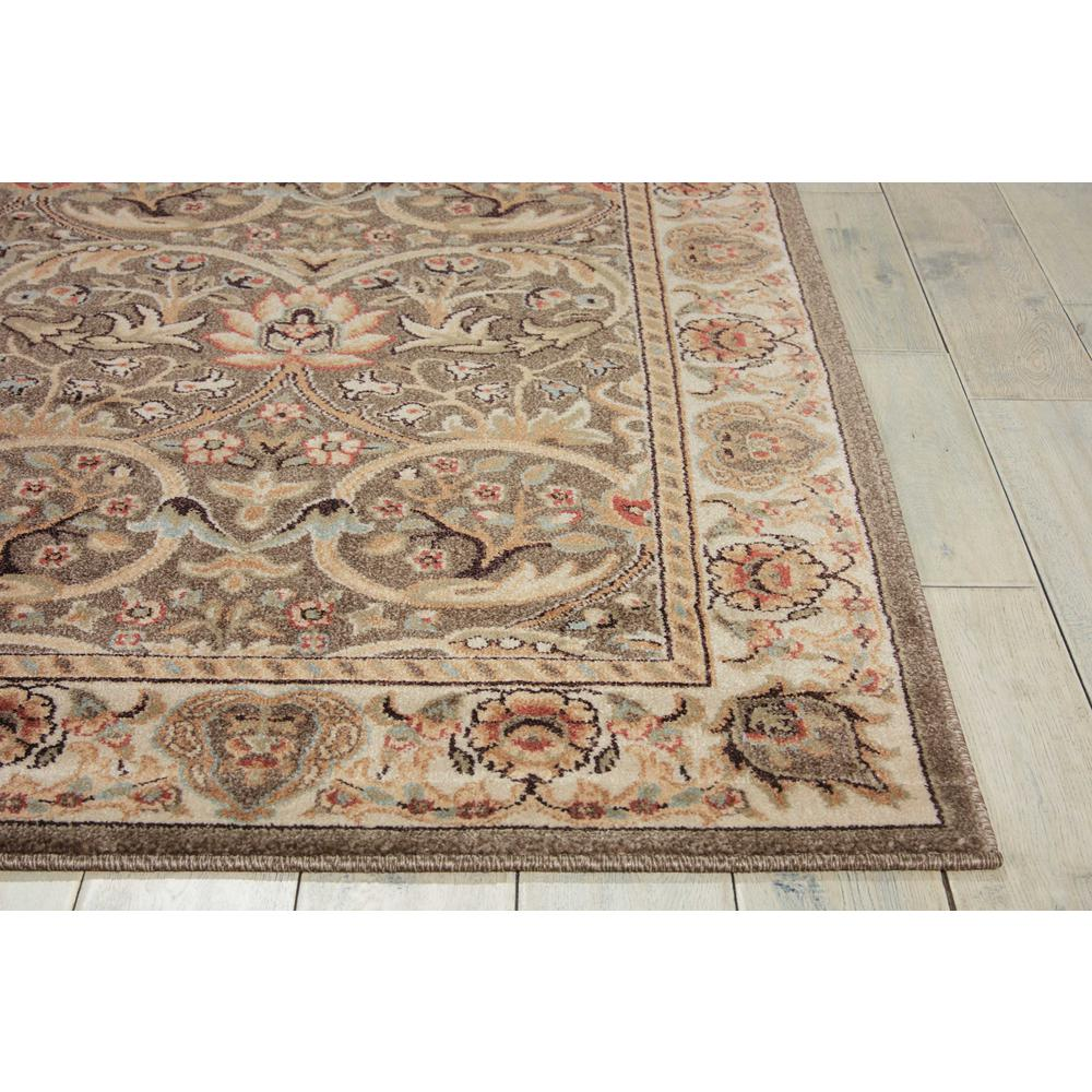 """Walden Area Rug, Grey, 3'9"""" x 5'9"""". Picture 5"""