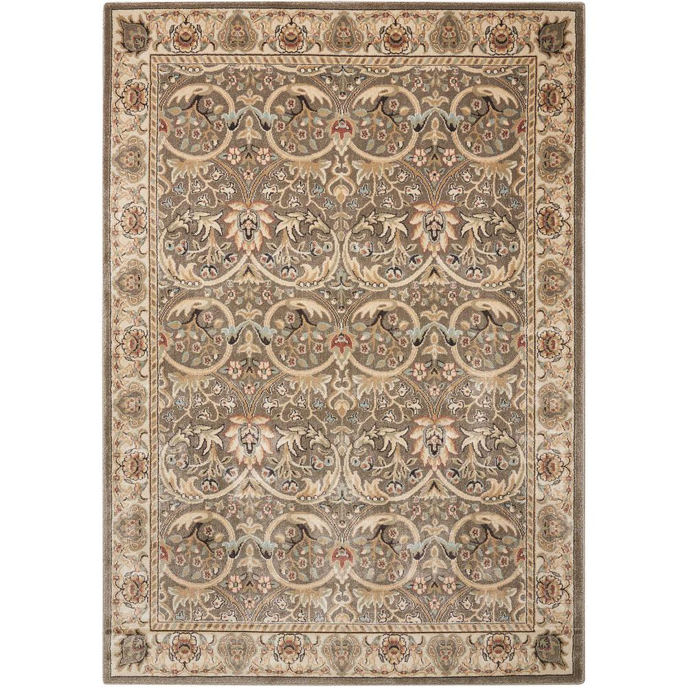 """Walden Area Rug, Grey, 3'9"""" x 5'9"""". Picture 1"""