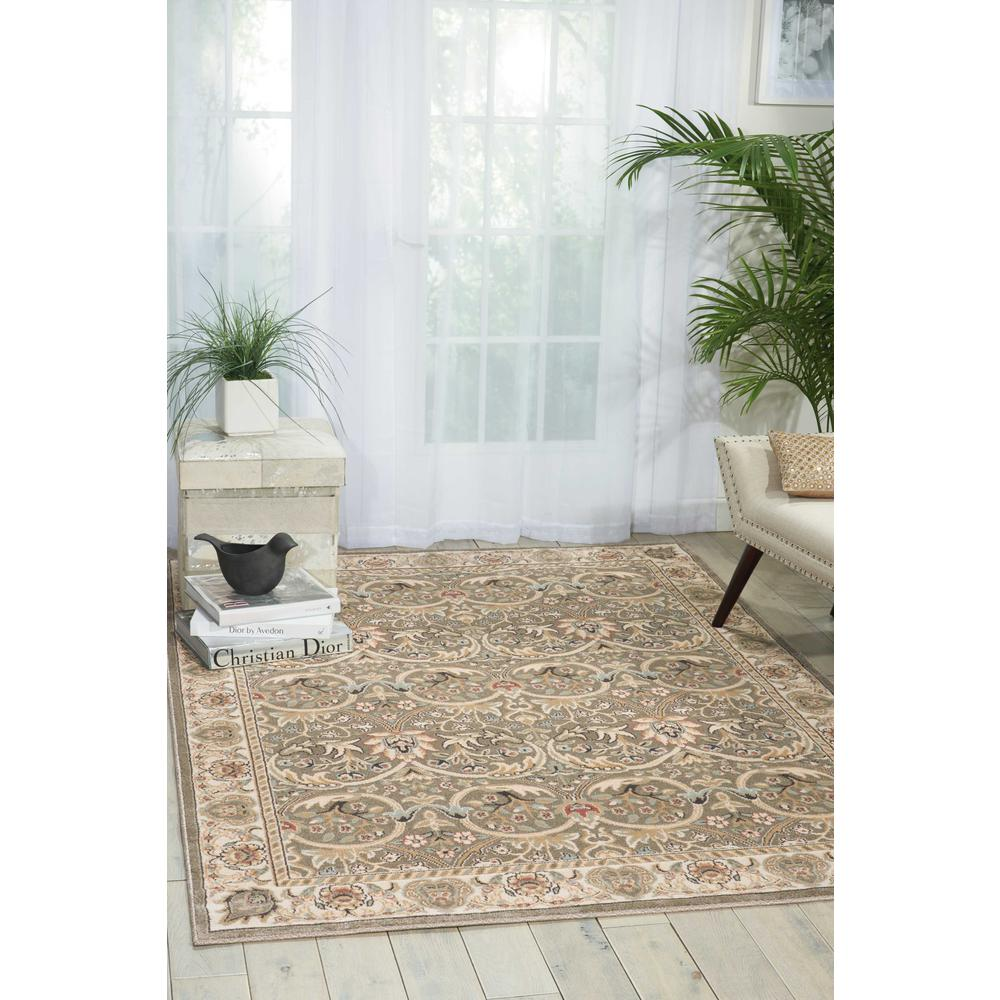 """Walden Area Rug, Grey, 3'9"""" x 5'9"""". Picture 2"""