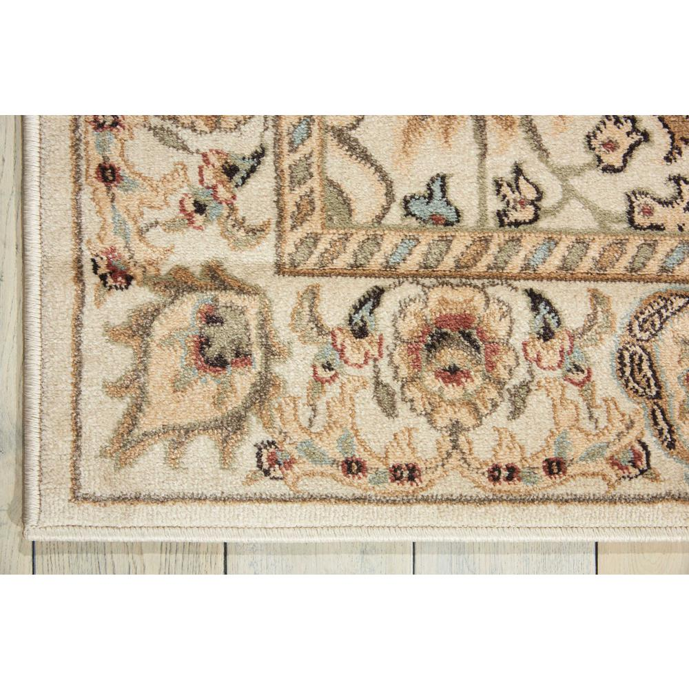 "Walden Area Rug, Ivory, 9'3"" x 12'9"". Picture 4"