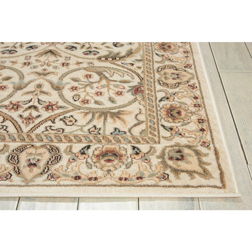"Walden Area Rug, Ivory, 9'3"" x 12'9"". Picture 5"