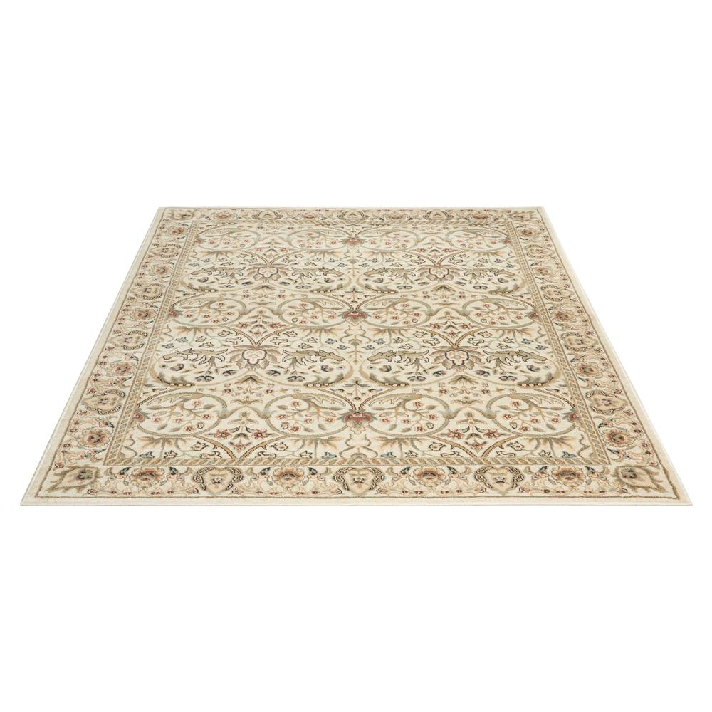 "Walden Area Rug, Ivory, 9'3"" x 12'9"". Picture 3"