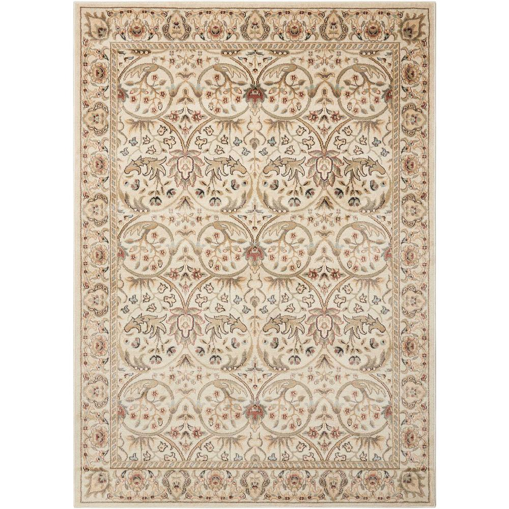 "Walden Area Rug, Ivory, 9'3"" x 12'9"". Picture 1"