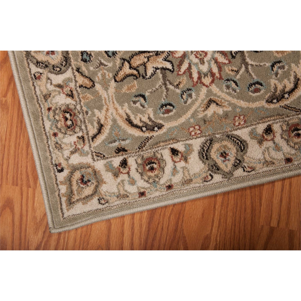"""Walden Area Rug, Light Green, 2'2"""" x 7'6"""". Picture 2"""