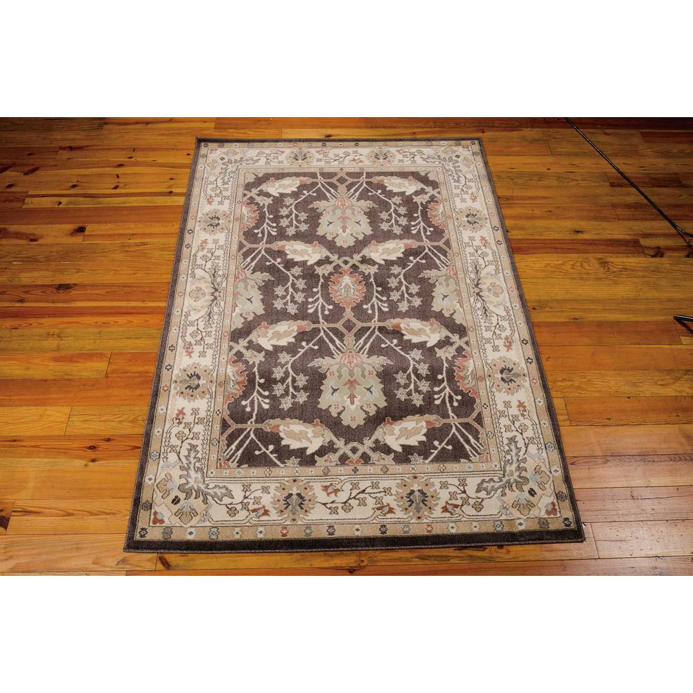"Walden Area Rug, Bistre, 5'3"" x 7'4"". Picture 2"