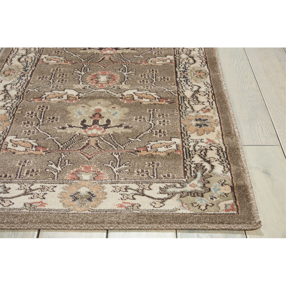 "Walden Area Rug, Grey, 2'2"" x 7'6"". Picture 3"