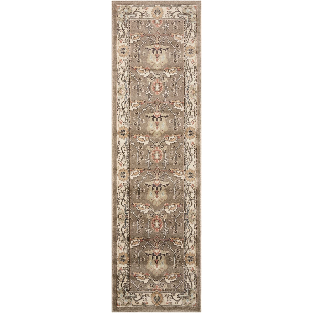 "Walden Area Rug, Grey, 2'2"" x 7'6"". Picture 1"