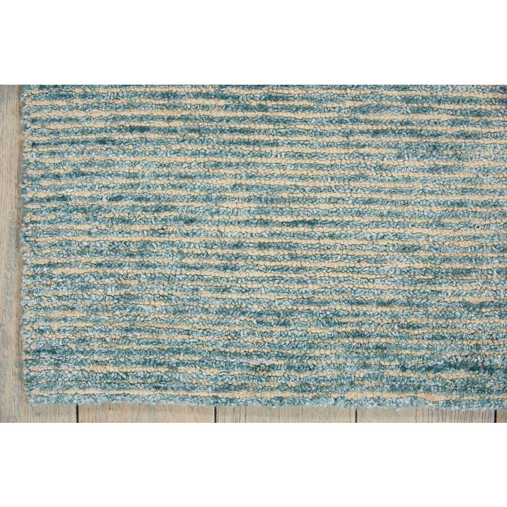 "Weston Area Rug, Seafoam, 9'6"" x 13'. Picture 4"