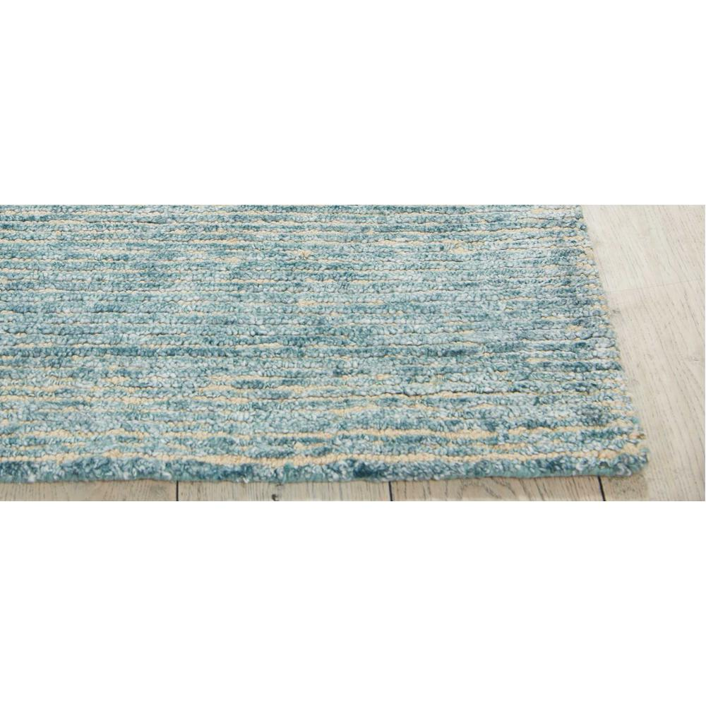 "Weston Area Rug, Seafoam, 9'6"" x 13'. Picture 3"