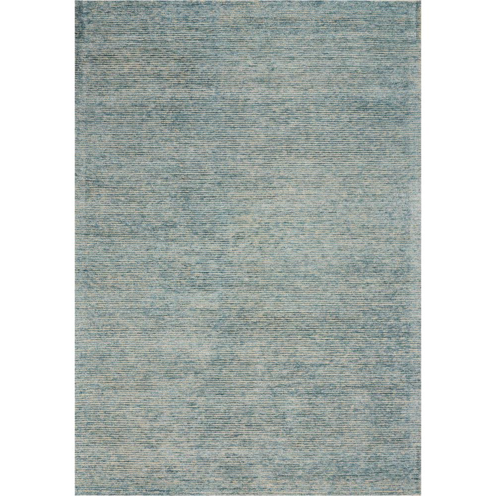 "Weston Area Rug, Seafoam, 9'6"" x 13'. Picture 1"