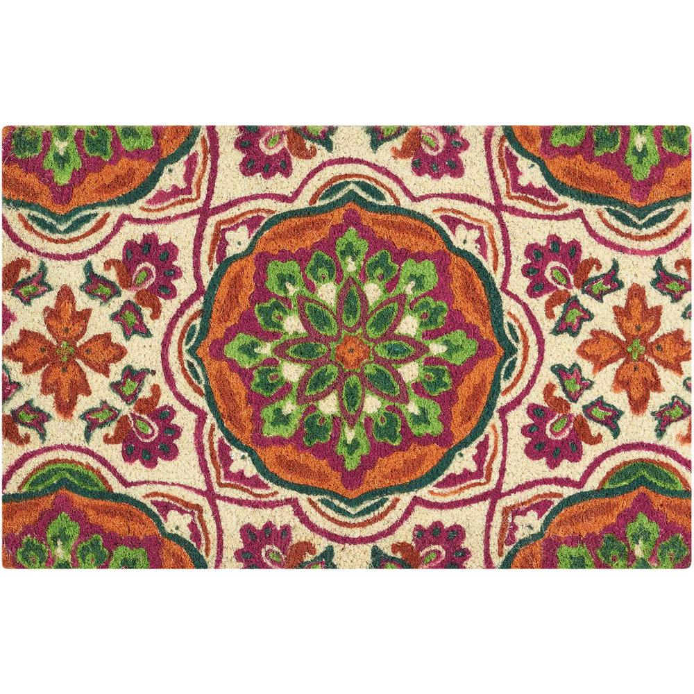 """Waverly Greetings """"Tapestry"""" Clay Doormat. Picture 1"""