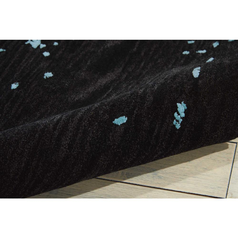 """Opaline Area Rug, Mmidnight Blue, 2'3"""" x 8'. Picture 3"""