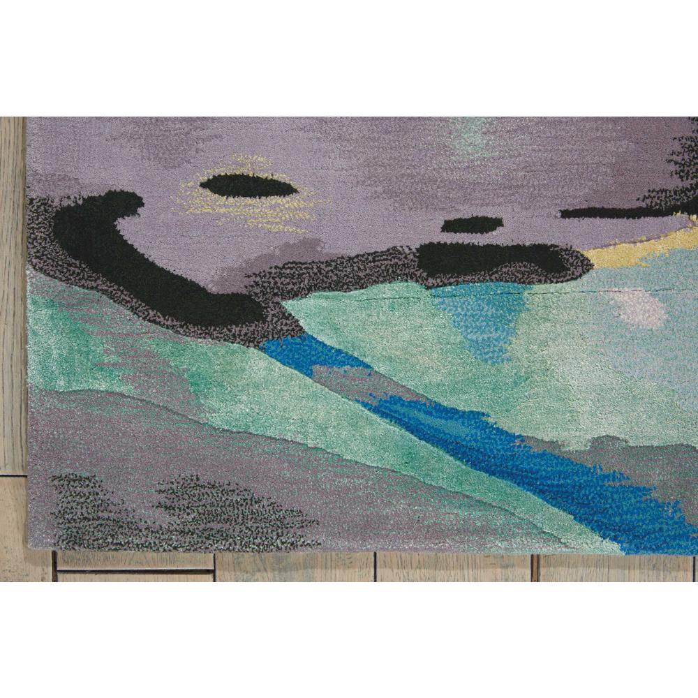 "Prismatic Area Rug, Seaglass, 9'9"" x 13'9"". Picture 2"