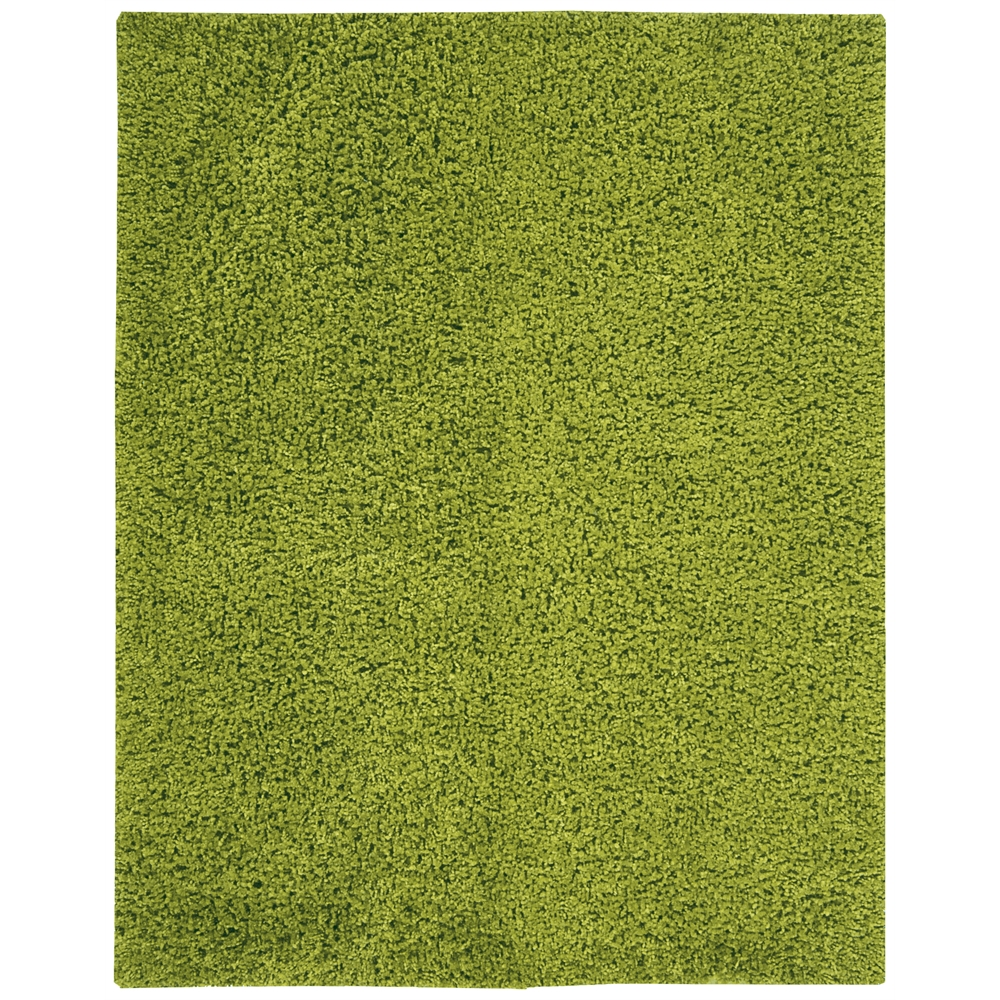Zen wasabi shag area rug for Office shag