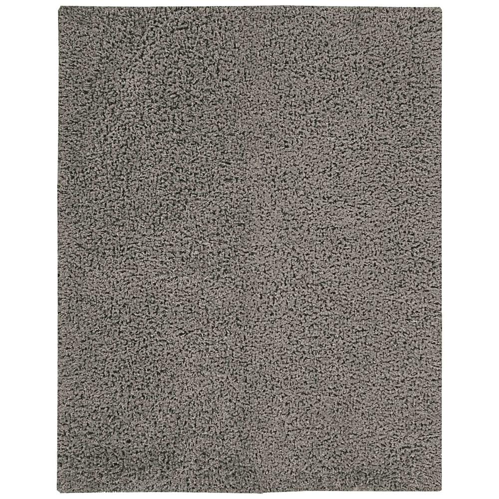 Nourison Zen Grey Shag Area Rug