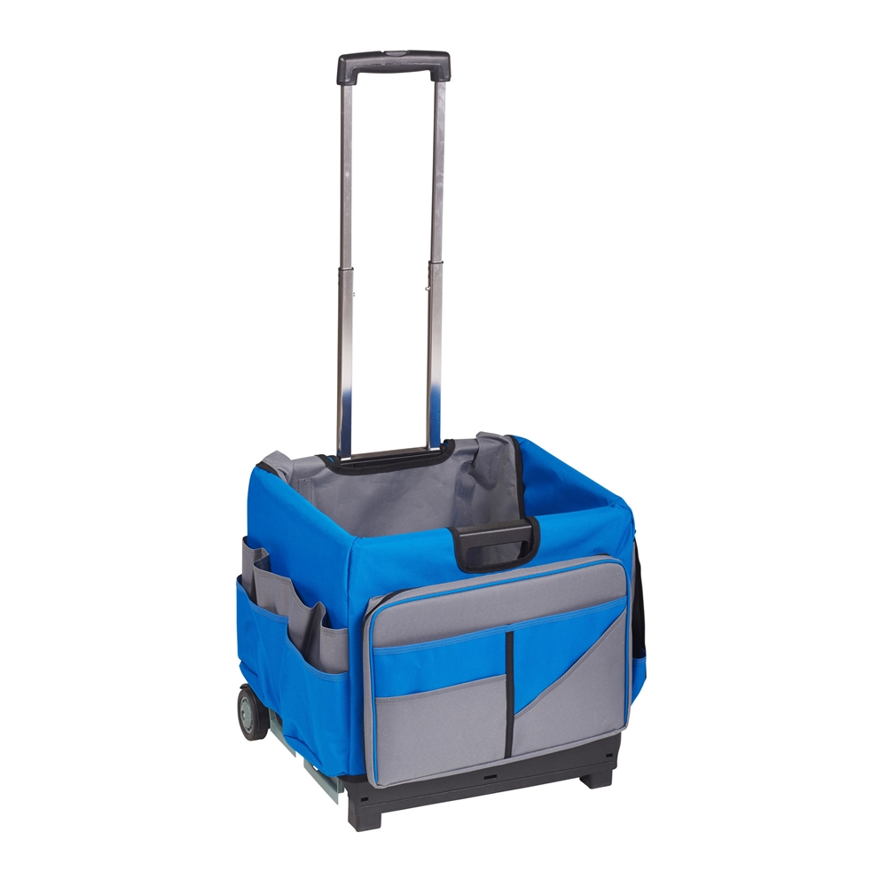 Universal Rolling Cart And Organizer Bag Bl