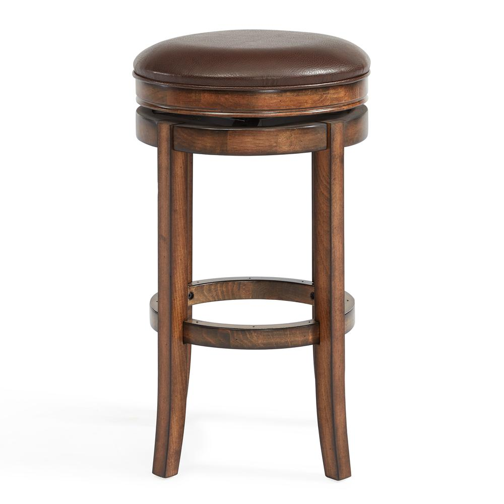 MBS 404 26quot Counter Height Swivel Wood Backless Barstool  : 107lcmbs404baka261 from www.bisonoffice.com size 1000 x 1000 jpeg 217kB