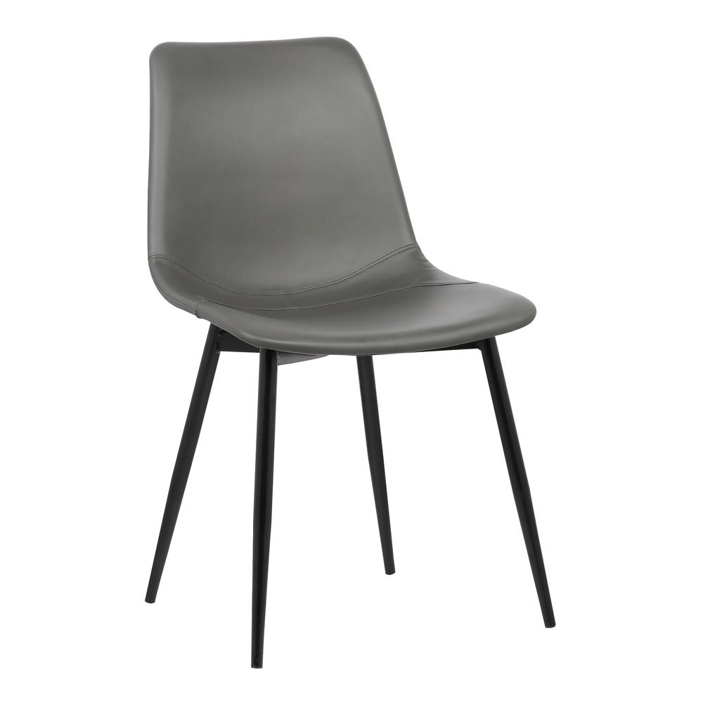 Armen Living Monte Contemporary Dining Chair in