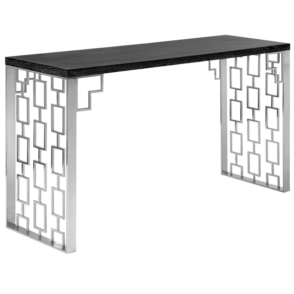 Armen Living Skyline Console Table. Picture 1