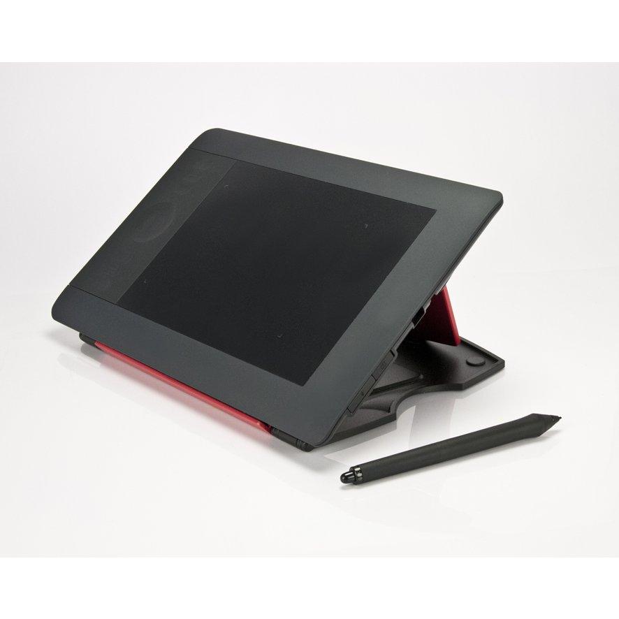 Laptop Tablet Riser Black Gray