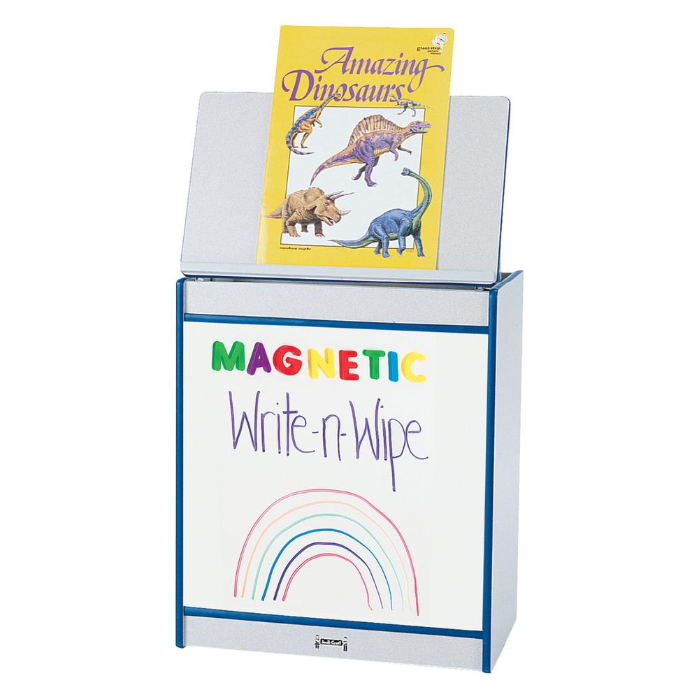 Big Book Easels, 24-1/2w x 15d x 20h, White. Picture 2