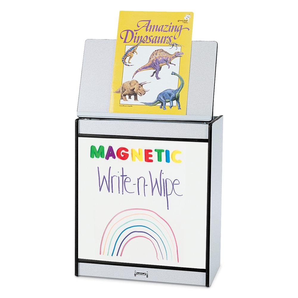 Big Book Easels, 24-1/2w x 15d x 20h, White. Picture 4